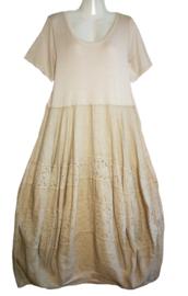 SOPHIA CURVY  Aparte linnen jurk 42