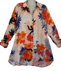 THAT'S ME Mooie wijde viscose blouse 48