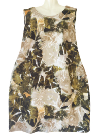 OPHILIA Mooie stretch jurk 48