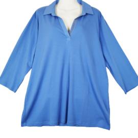VIA APPIA Trendy stretch shirt 54