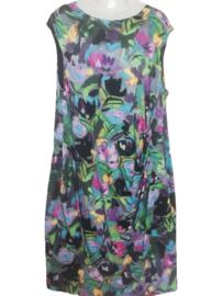 GODSKE Luxe stretch jurk 46