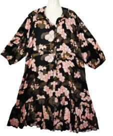 ZOEY Trendy wijde jurk 54