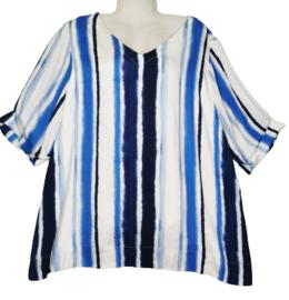 ALLIANCE Prachtige wijde blouse 50