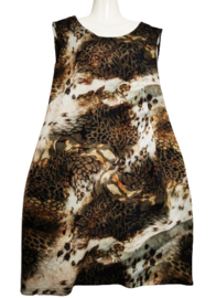 OPHILIA Mooie stretch jurk  50