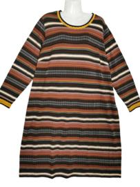 YESTA Heerlijke stretch jurk 46
