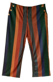 OCTOBER WOMAN Aparte stretch broek 48-50