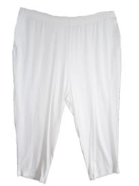 X-TWO Mooie witte legging 56-58