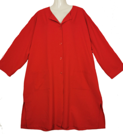 YOEK Lange wijde stretch blouse 52