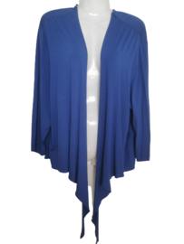 SAMOON Mooi tricot stretch vestje 52
