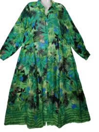 Prachtige wijde  jurk 50