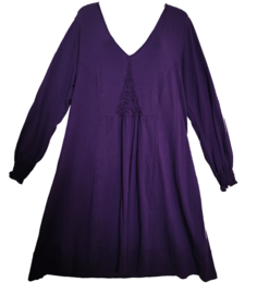 SYBEL+ Trendy stretch jurk 50