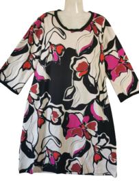 Diversa Mooie stretch jurk 50-52