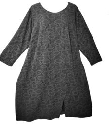 OPHILIA Mooie stretch jurk 52-54