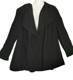 CHALOU Prachtige zwarte luxe blazer 52