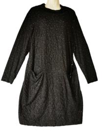 Q-NEEL Apart luxe stretch jurk 52