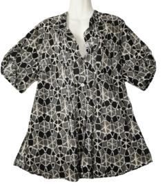 MAXIMA Mooie katoenen blouse 46
