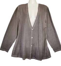 VIA APPIA trendy vintage vest 46