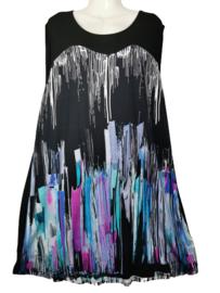 NAVIGAZIONE Trendy stretch jurk 50-52