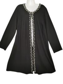 YOEK Prachtig tricot stretch vest 50-52