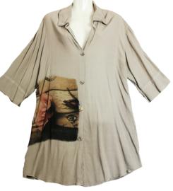 SARAH SANTOS Apart lange blouse 44-46