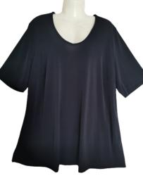 SEMPRE PIU Mooi stretch shirt 50