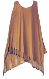 MOONSHINE Prachtige stretch A-lijn jurk 50-54