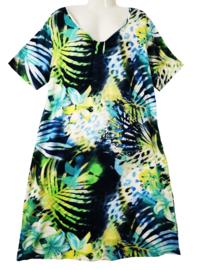 BEKA Mooie stretch tricot jurk 48