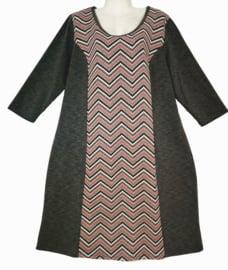 CISO Mooie stretch jurk 52-54