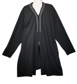 FRAPP Trendy stretch tricot vest 54