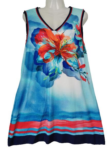 CHALOU Mooie stretch jurk 56