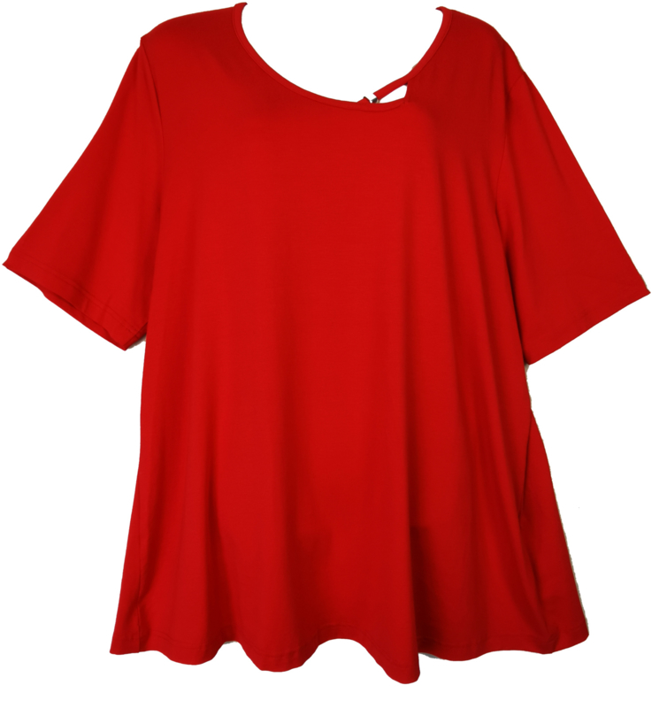 CHALOU Trendy stretch shirt 46