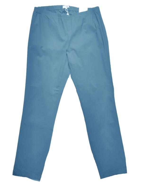 ZHENZI Super stretch tregging 54-56 (blauw)