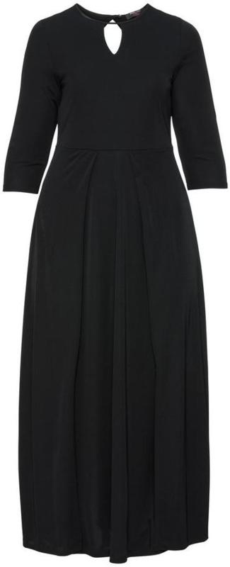 ANNASCHOLZ Prachtige lange stretch jurk 50-52