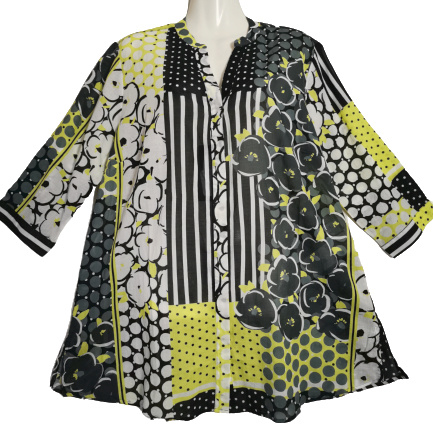 THAT'S ME Mooie katoenen blouse 44-46