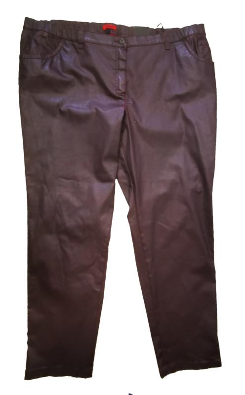 KJ BRAND Trendy waxt stretch broek 54