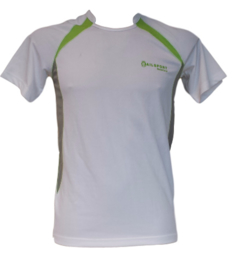Railsport multifunctioneel sport shirt - Lime (unisex)
