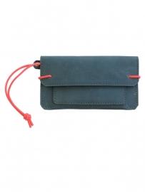 Wallet | blue grey
