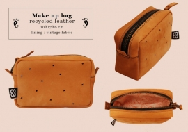 make-up bag / camel / UITVERKOCHT
