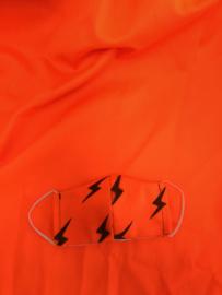 mondkapje fluor oranje