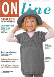 Baby en kinderbrei- en haakboek ONline Garne, nummer 28
