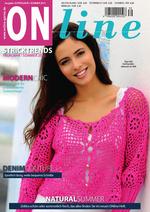 Brei- en haakboek ONline Garne nummer 39, voorjaar en zomer 2015