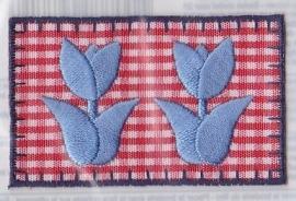 Blauwe Tulpen (4095)