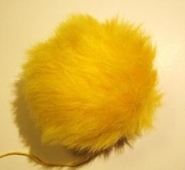 Pompon geel (07)