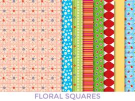 Floral Squares (164676)