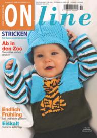 Baby en kinderen brei- en haakboek ONline Garne, nummer 32