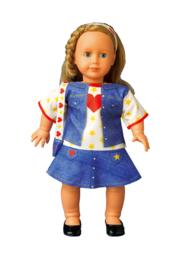 Emily Heart & Jeans (171713)