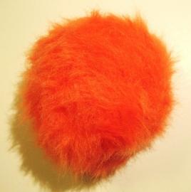 Pompon oranje (14)