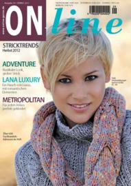 Brei- en haakboek ONline Garne nummer 29, Herfst 2012