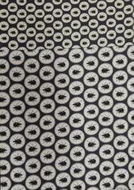 Tricot Panel Bruce, Dark Grey (80020)