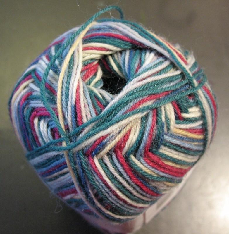 Supersocke 100 Mix Color 1479